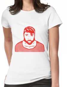 Self Potrait Womens Fitted T-Shirt