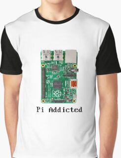 Pi Addicted Graphic T-Shirt