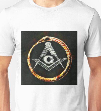 Freemason by Pierre Blanchard Unisex T-Shirt