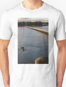Granite Island Bridge Pt.4 T-Shirt