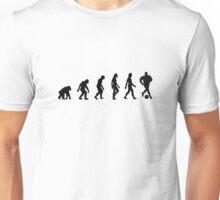 The Evolution of Football Unisex T-Shirt