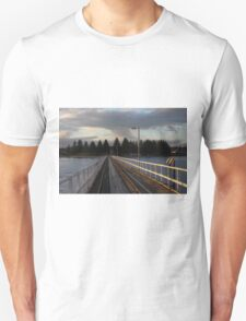Granite Island Bridge Pt.7 T-Shirt