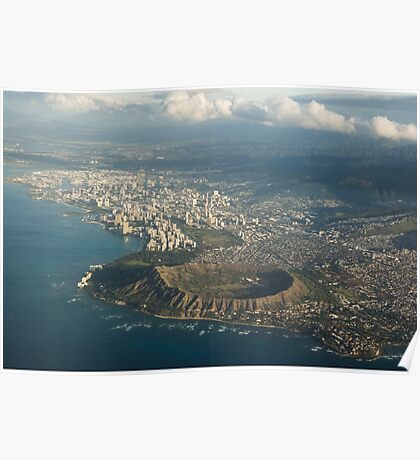 Above Hawaii Poster