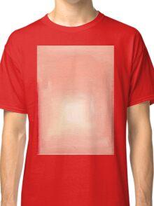 Peach Light Classic T-Shirt