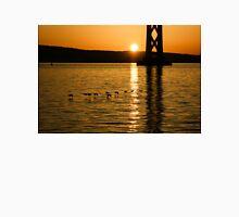 San Francisco Bay Bridge Sunrise Unisex T-Shirt