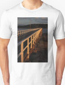 Granite Island Bridge Pt.9 T-Shirt