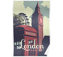 London Poster