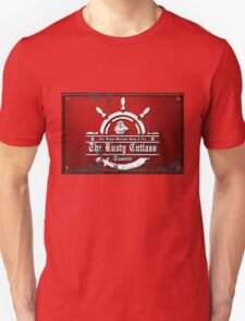 Rusty Cutlass Tavern Sign T-Shirt