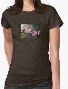 A Bough Of Blurred Peach Blossom T-Shirt