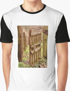 I Am The Gate Graphic T-Shirt