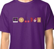 Team Joestar Symbols [Color Ver.] Classic T-Shirt