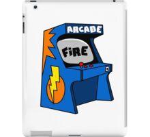 Arcade Fire Machine iPad Case/Skin