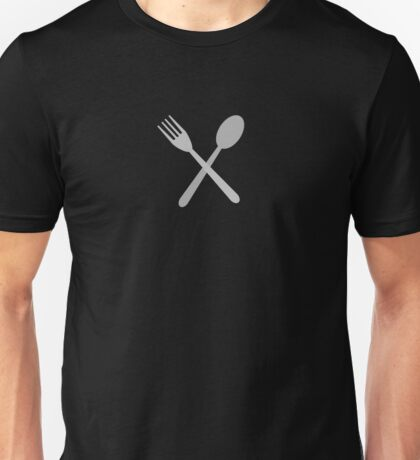 Fork & Spoon Unisex T-Shirt