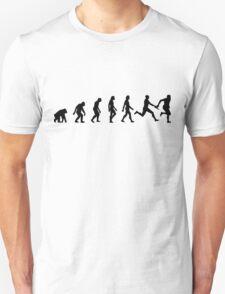 The Evolution of Athletics T-Shirt
