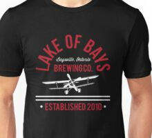 Lake of Bays Retro ft Crosswind Unisex T-Shirt