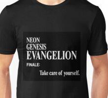 Neon Genesis Evangelion Finale Unisex T-Shirt