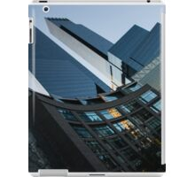 New York Curves and Skyscrapers iPad Case/Skin