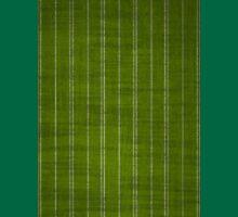 Green & Sliver PinStripes Classic T-Shirt