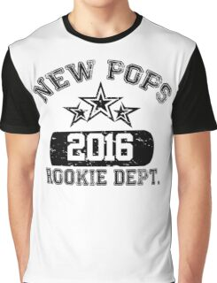 New Pops 2016 Rookie Dept Graphic T-Shirt
