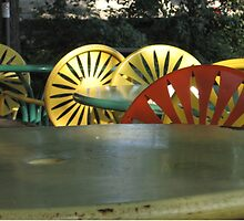 Memorial Union Chairs by Tony Herman