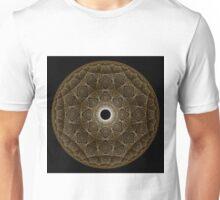 Hammered Bronze Ring Unisex T-Shirt