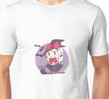 Little Crayon Witch Unisex T-Shirt