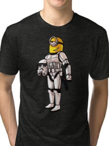 Star Wars - Minion Clone Tri-blend T-Shirt