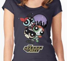 The Arkham Girls Women's Fitted Scoop T-Shirt