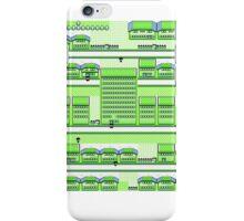 Saffron City iPhone Case/Skin