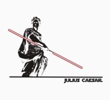 Star Wars: Julius Caesar - Black Ink Baby Tee