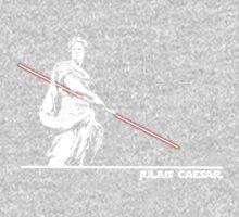 Star Wars: Julius Caesar - White Ink One Piece - Long Sleeve