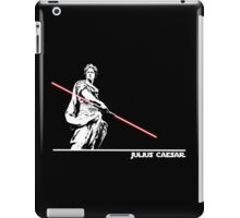Star Wars: Julius Caesar - White Ink iPad Case/Skin