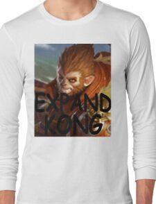 expand kong  Long Sleeve T-Shirt