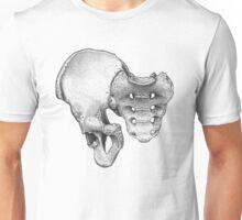 Male pelvis Unisex T-Shirt