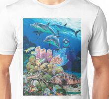 Scenic Route Unisex T-Shirt