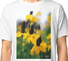 Yellow Mexican Hats Classic T-Shirt
