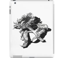 Decay - Sunflower iPad Case/Skin