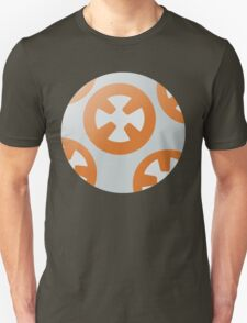 Simple BB8 Circle Design Unisex T-Shirt