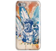 poseidon warrior iPhone Case/Skin