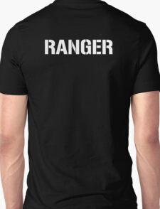 RANGER white Unisex T-Shirt