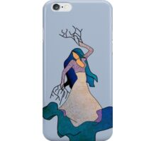 Water _ The Dancing Woman Willow iPhone Case/Skin