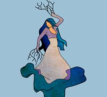 Water _ The Dancing Woman Willow Unisex T-Shirt