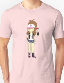 Pokemon Trainer Hilda T-Shirt