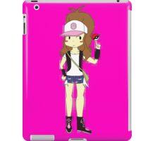 Pokemon Trainer Hilda iPad Case/Skin