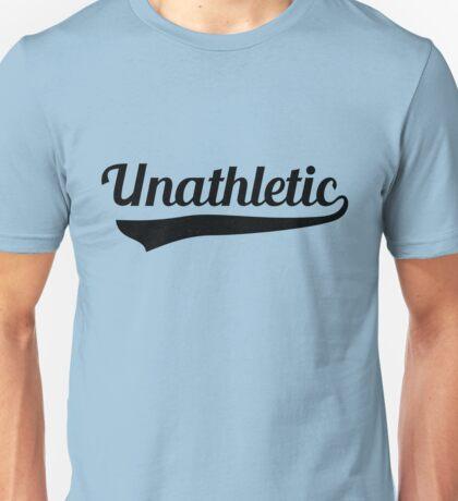 Unathletic Unisex T-Shirt