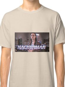 Hackerman Poster Classic T-Shirt