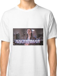 Hackerman Poster Classic T-Shirt