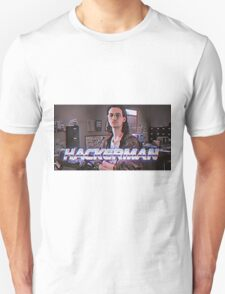 Hackerman Poster Unisex T-Shirt