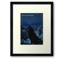 Jack London - The Call of the Wild Framed Print