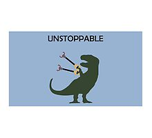 Unstoppable T-Rex by McIdan